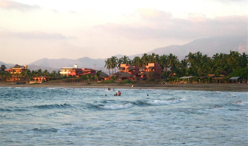 Fotos De Playa La Saladita Guerrero