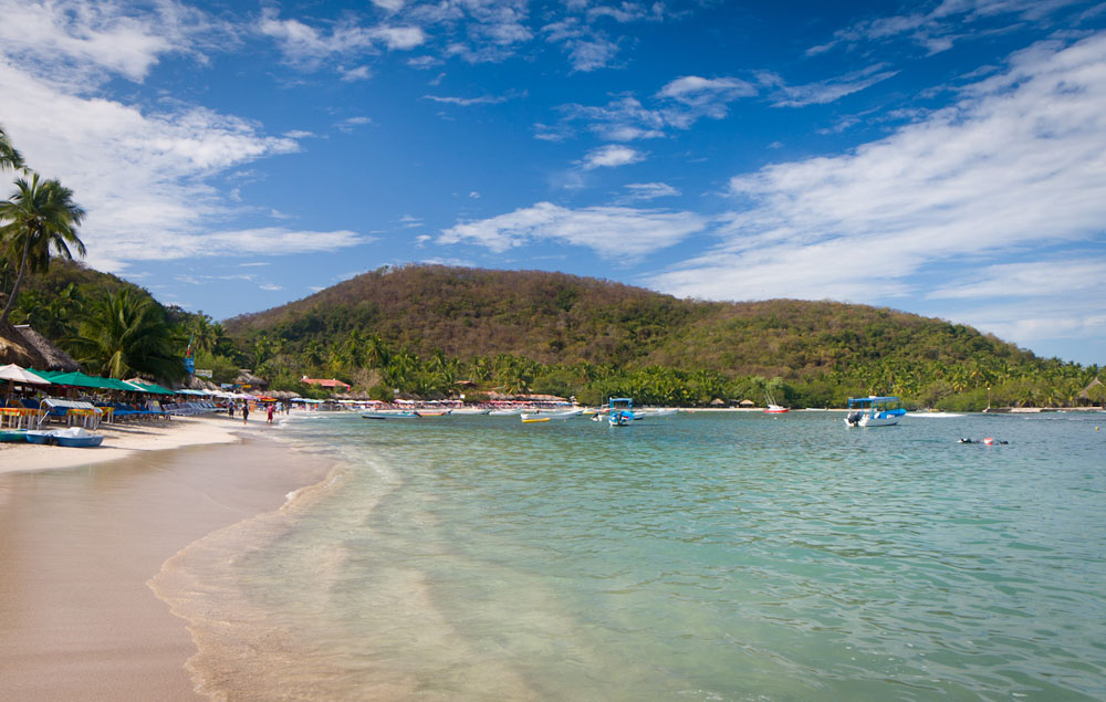 Fotos De Playa Las Gatas Guerrero