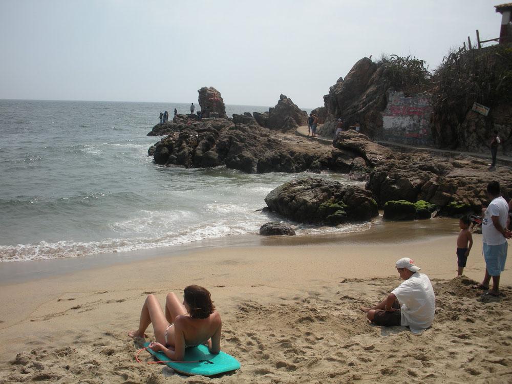 Fotos De Playa Las Peñitas Guerrero