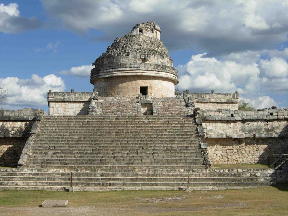 Principales Observatorios Del México Prehispánico