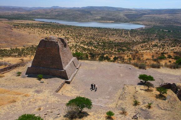 Sitio Arqueológico De La Quemada, Zacatecas