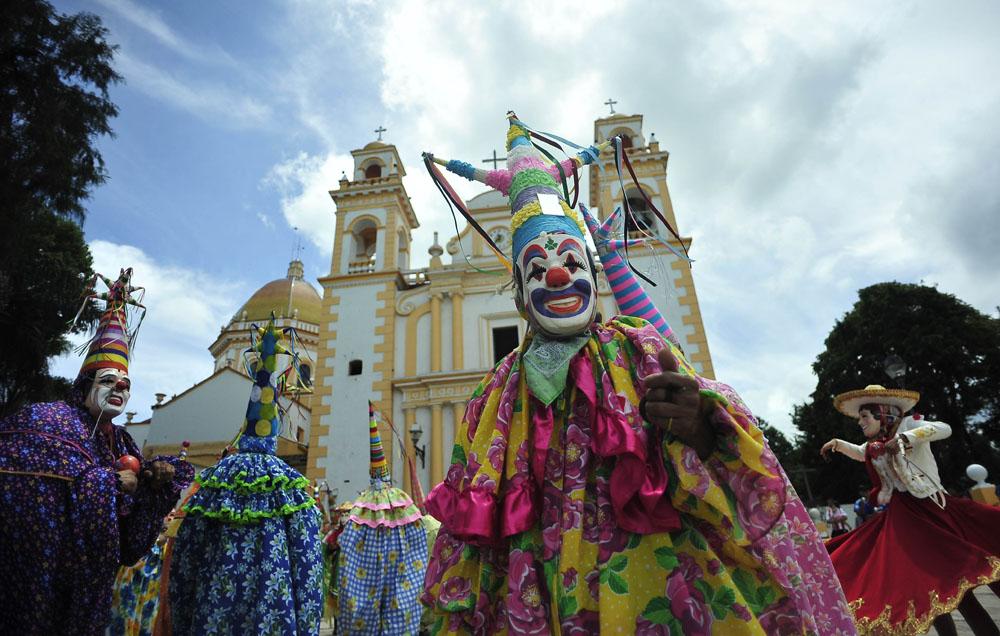 Xico, Pueblo Colorido Y Entusiasta En Veracruz