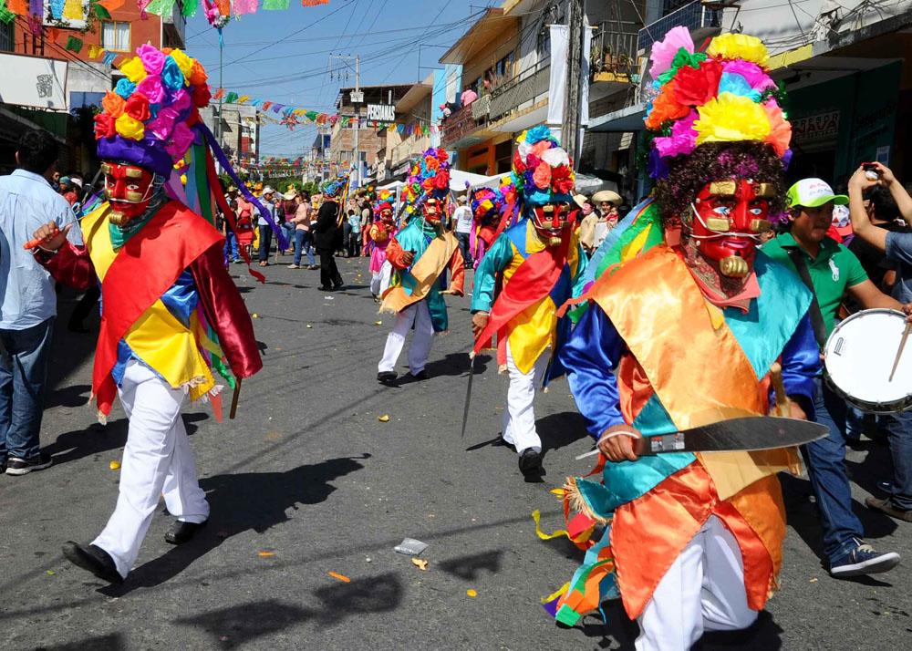 Ayutla, La Ciudad De Los Machetes En Guerrero