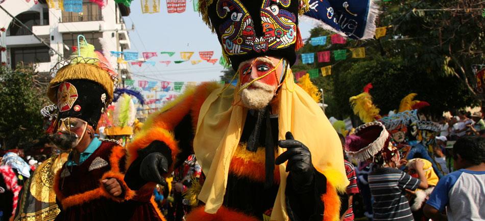 Carnavales De Morelos