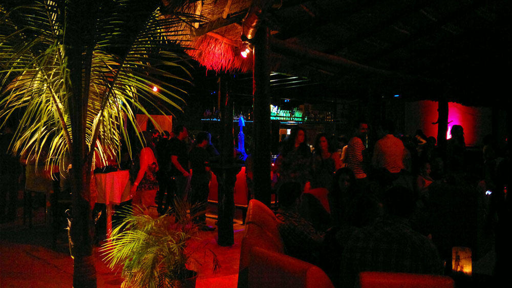 Coco Maya Beach & Night Club, Noches Caribeñas En Playa Del Carmen
