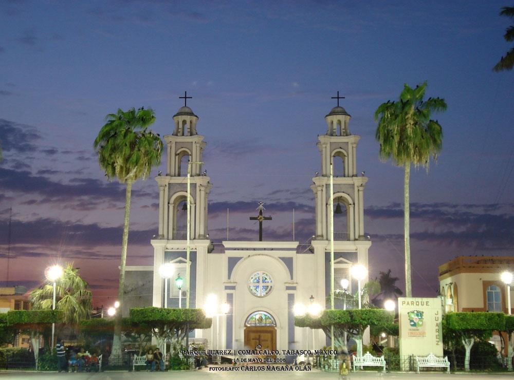 Comalcalco, La