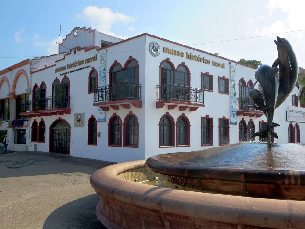 El Museo Histórico Naval De Puerto Vallarta