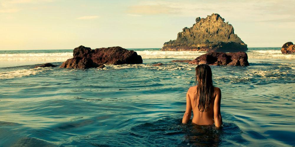 El Topless En La Riviera Maya
