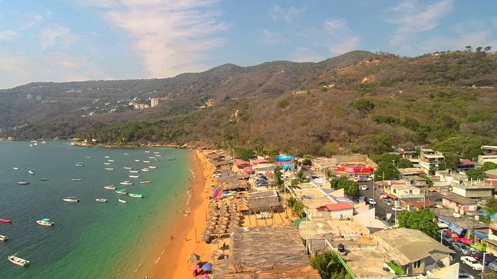 Fotos De Playa Puerto Marqués Guerrero