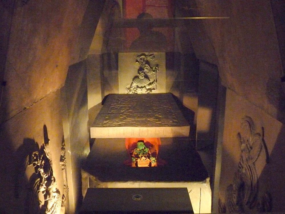 Los Secretos De La Tumba De Pakal En Palenque