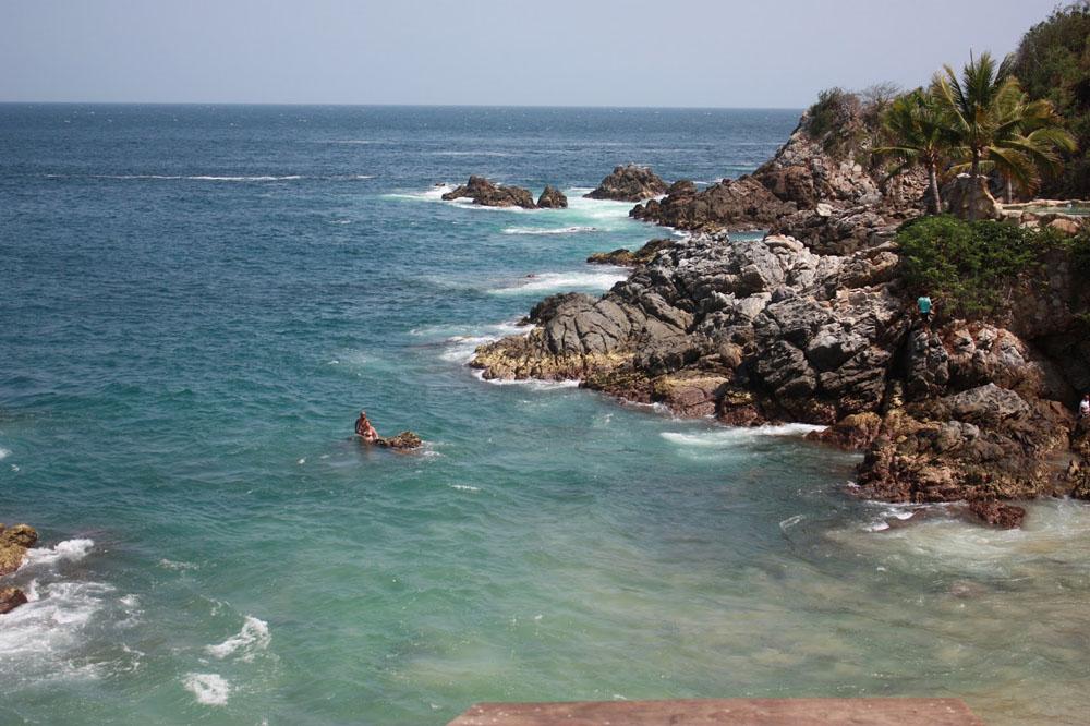 Fotos De Playa La Tijera Oaxaca