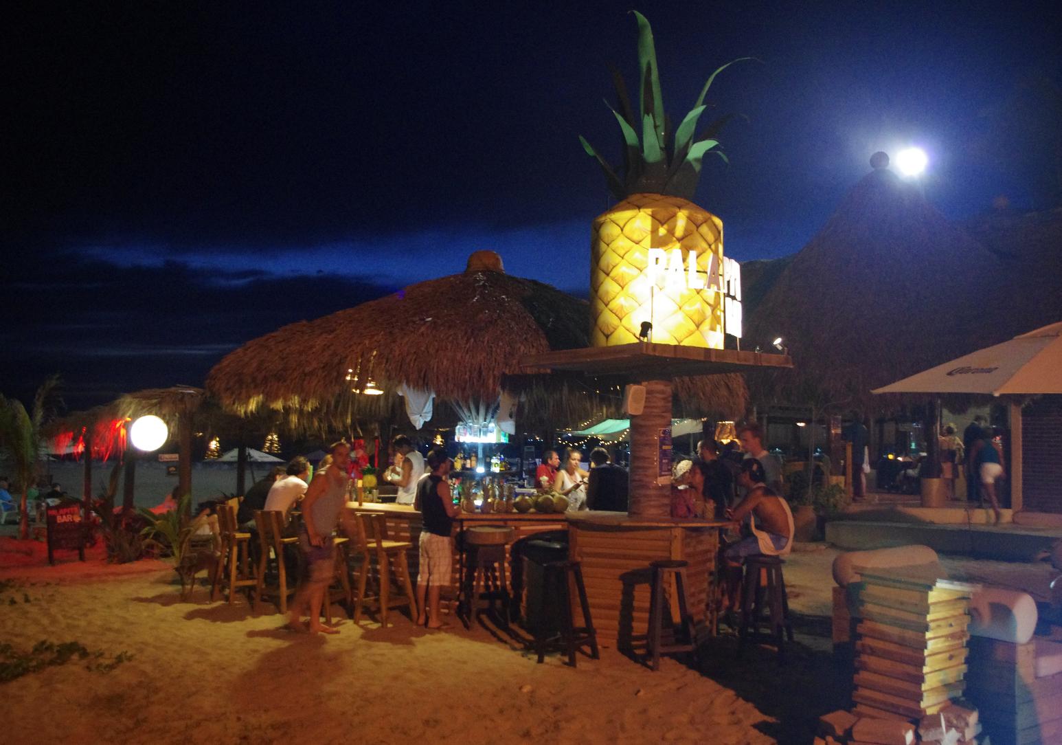 Vida Nocturna En Zicatela, Oaxaca