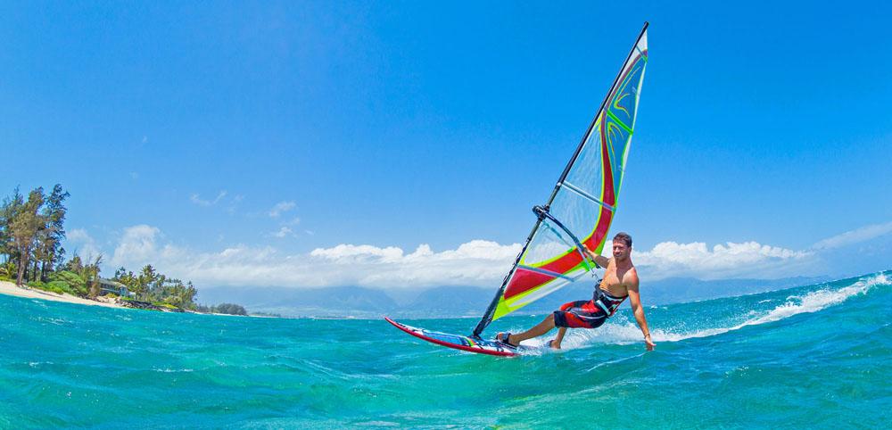El Windsurfing En México