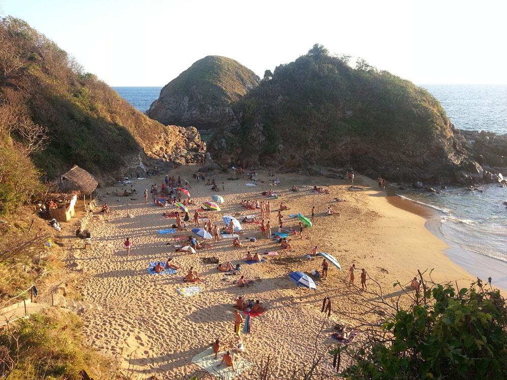 Fotos De Playa Del Amor Oaxaca