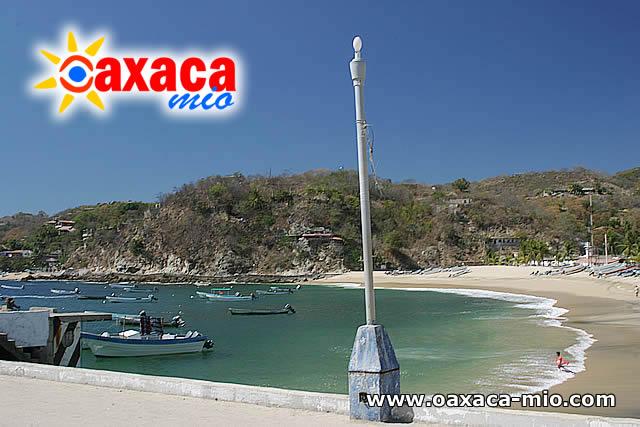 Fotos De Playa Del Muelle Oaxaca