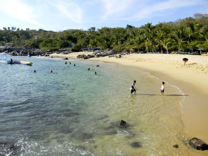 Fotos De Playa Manzanillo Oaxaca