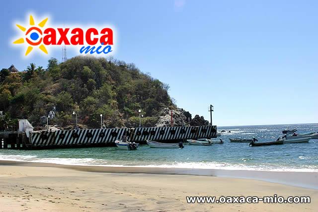 Fotos De Playa Principal Oaxaca