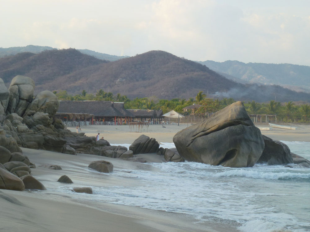 Fotos De Playa Rocablanca Oaxaca