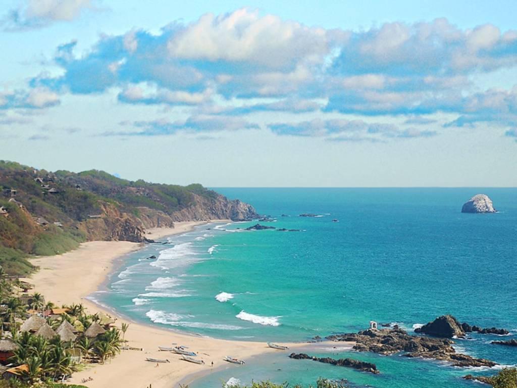 Fotos De Playa San Agustinillo