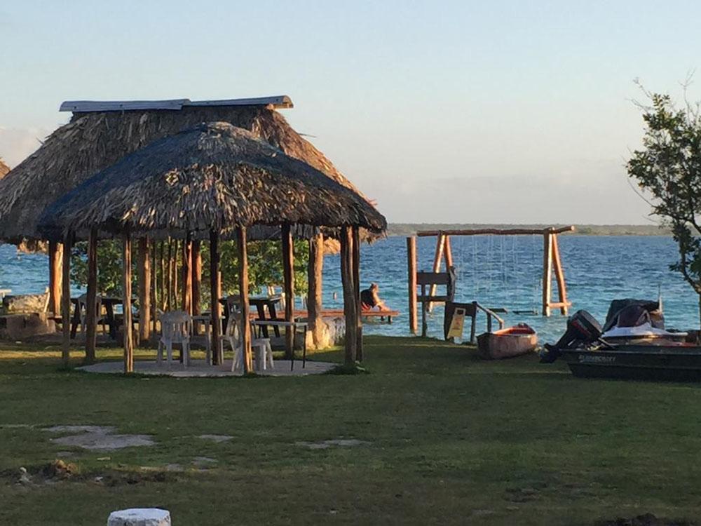 Campamento Ecoturístico Yaxché En Quintana Roo