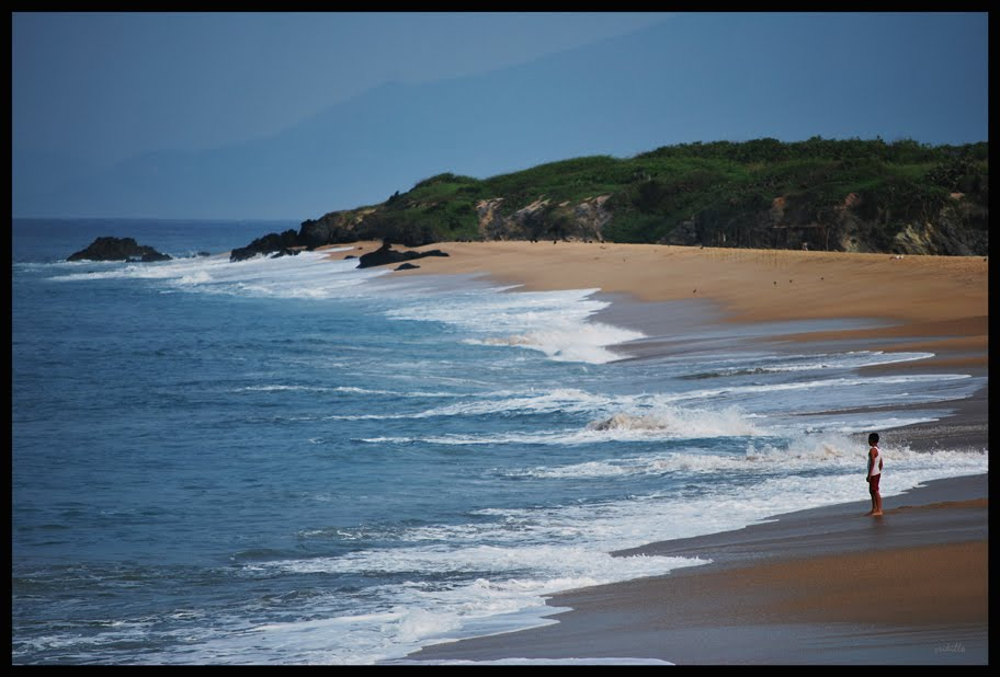 Fotos De Playa Ixtapilla Michoacán
