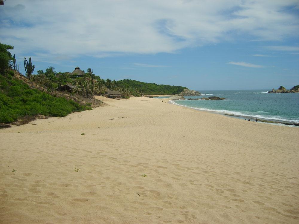 Fotos De Playa La Manzanillera Michoacán