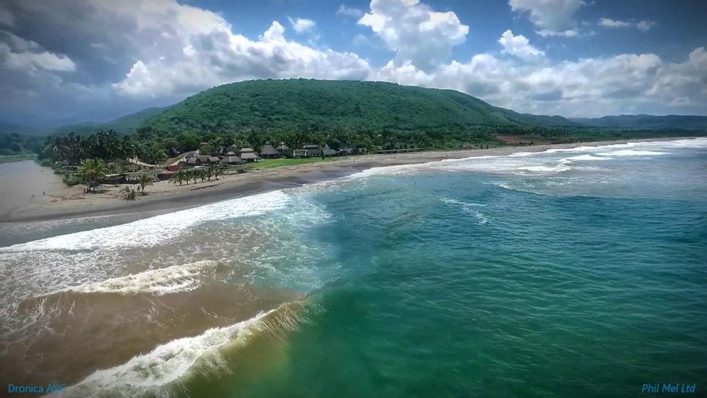 Fotos De Playa La Ticla Michoacán
