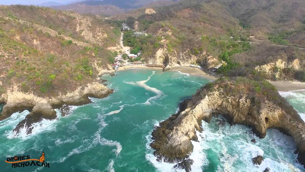 Fotos De Playa Pichilinguillo Michoacán