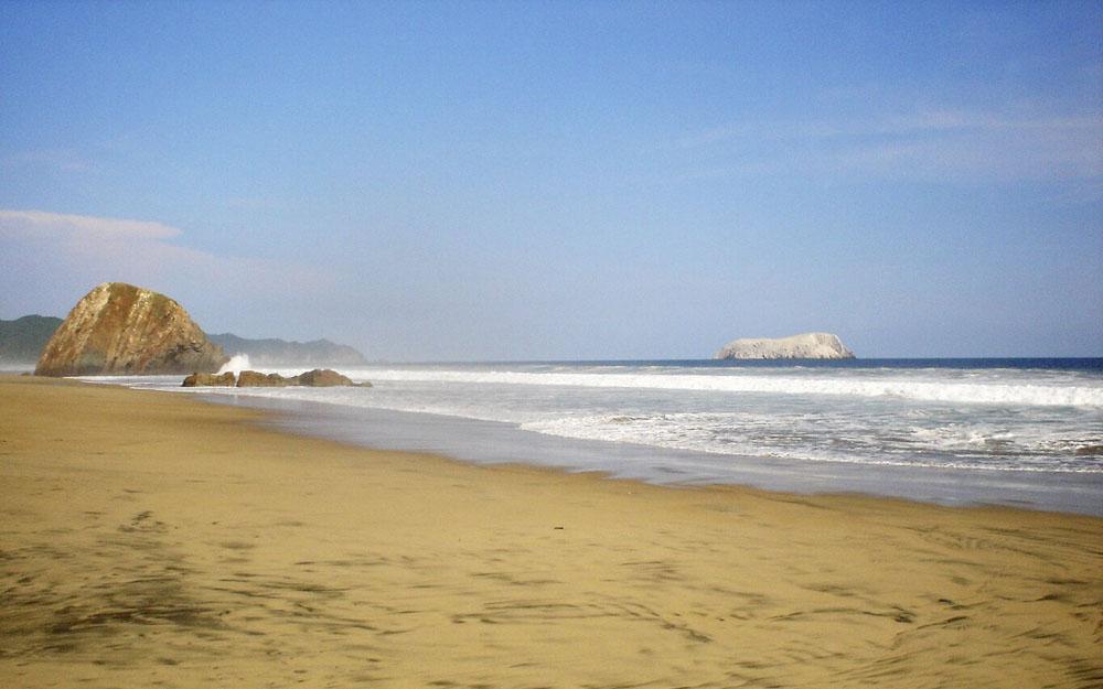 Fotos De Playa De Oro, Colima