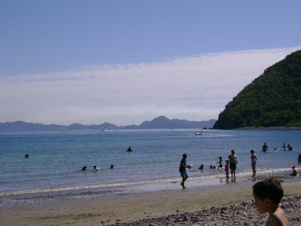 Fotos De Playa La Boquita, Colima