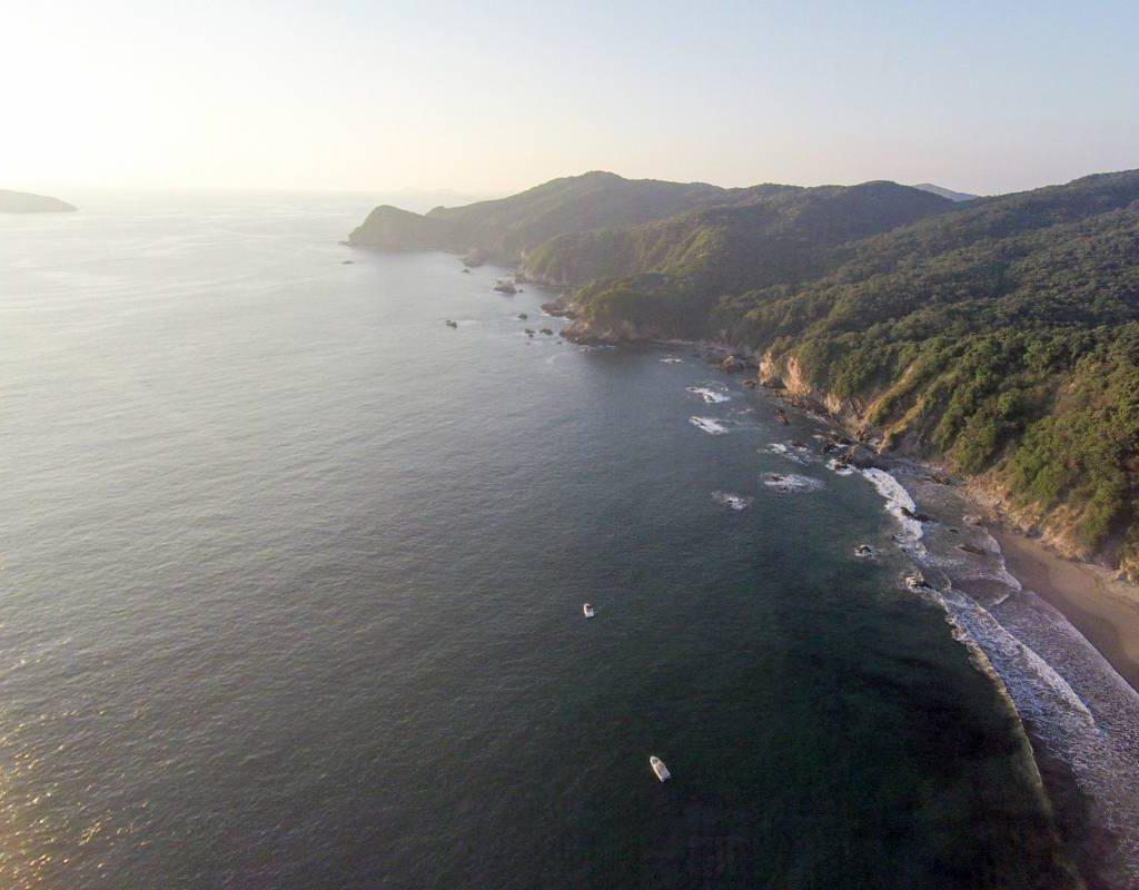 Fotos De Playa Majahua, Colima