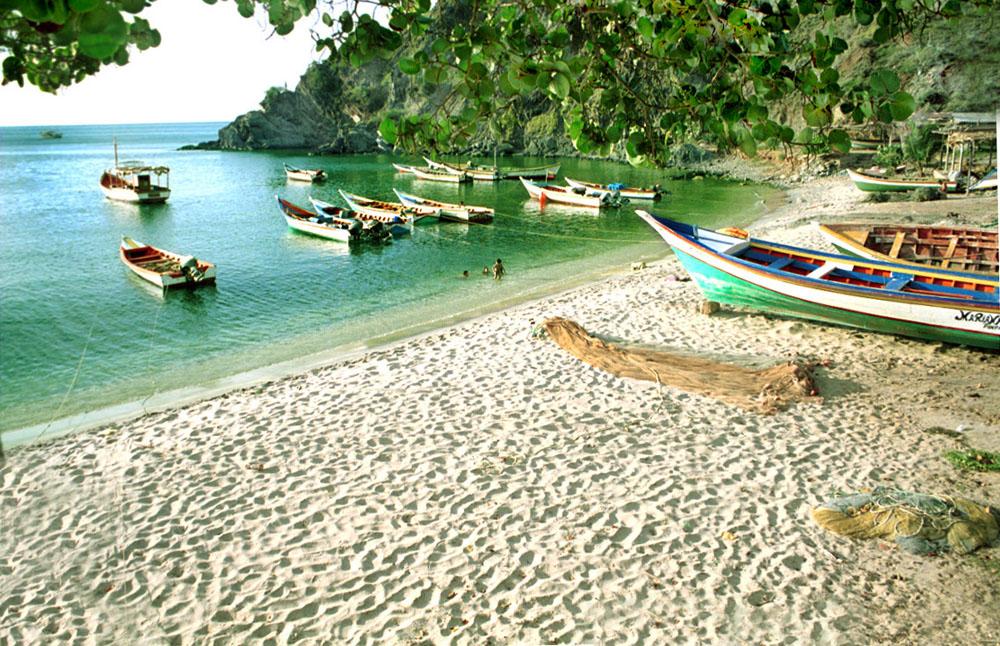 Fotos De Playa Manzanillo, Colima