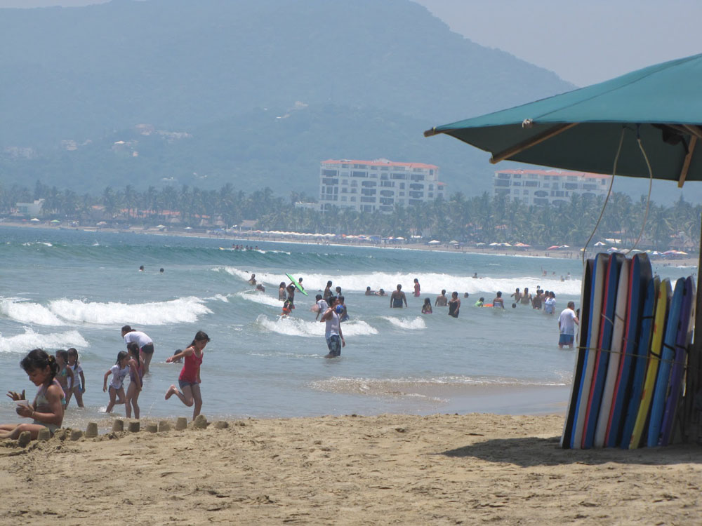 Fotos De Playa Miramar, Colima