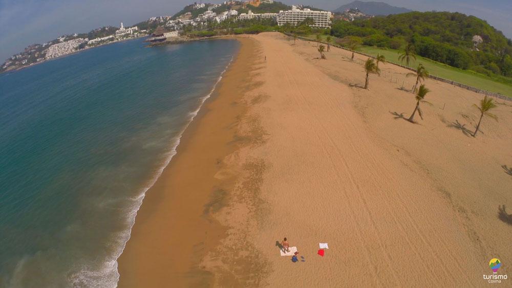 Fotos De Playa Salagua, Colima