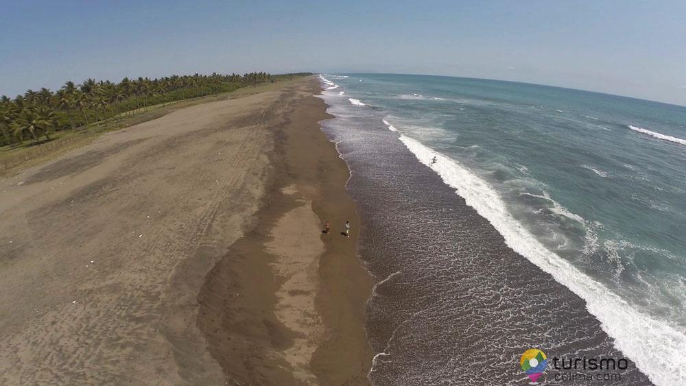 Fotos De Playa Tecuanillo, Colima