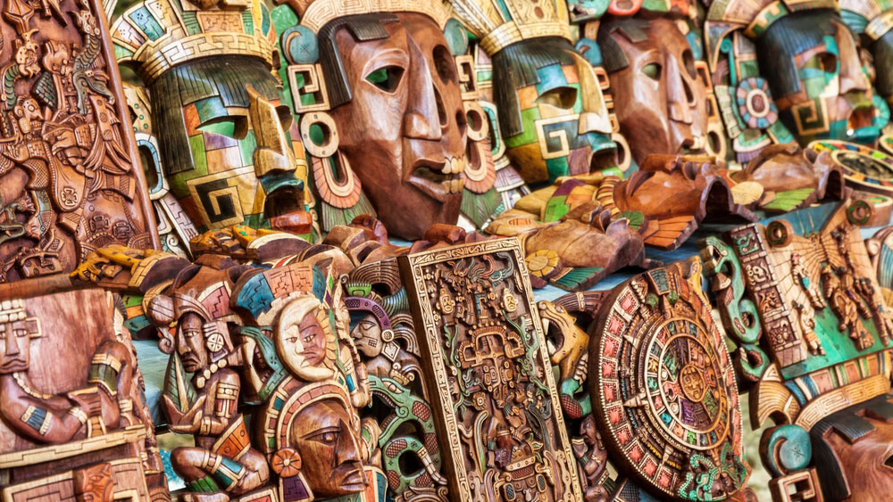 Juegos Y Juguetes De Los Niños Aztecas Y Mayas