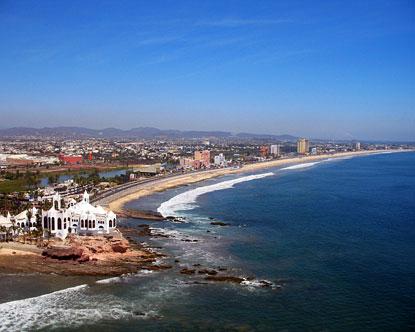 Fotos De Playa Camarón, Sinaloa