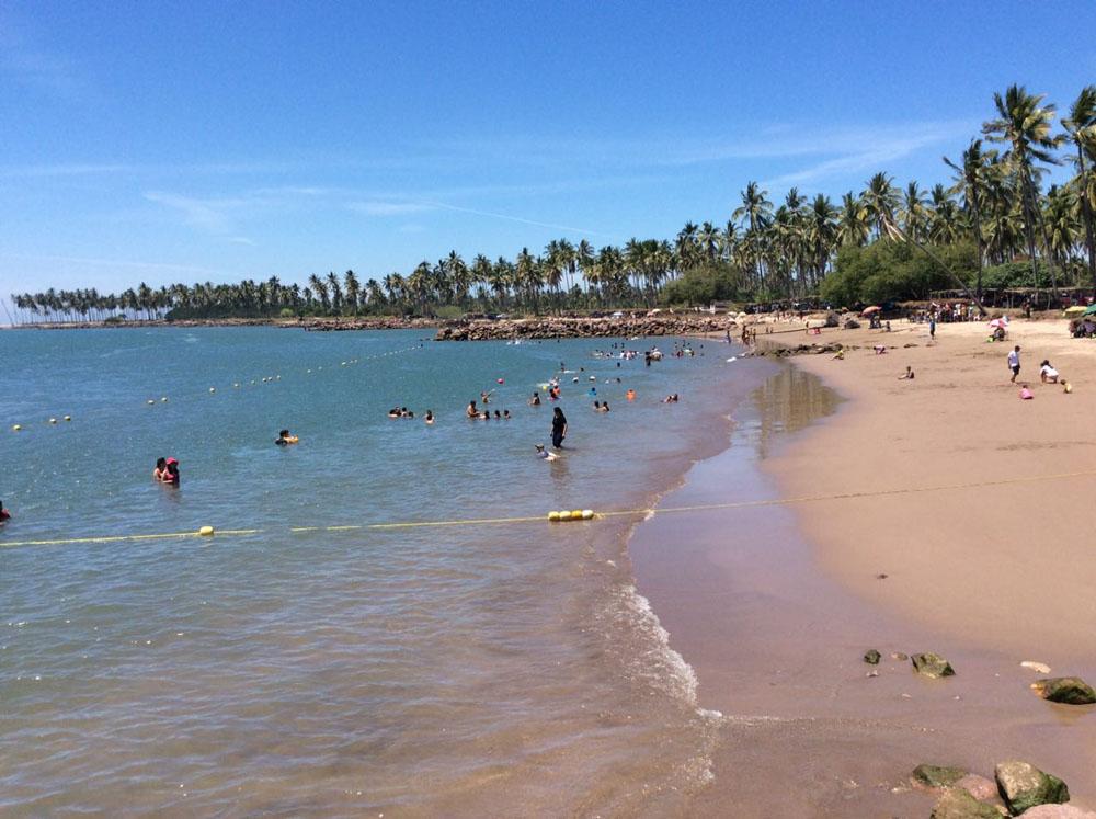 Fotos De Playa De Teacapan, Sinaloa