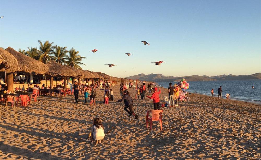 Fotos De Playa El Maviri, Sinaloa