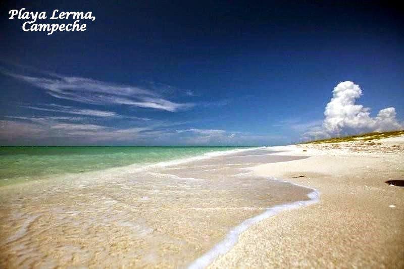 Fotos De Playa Lerma, Campeche