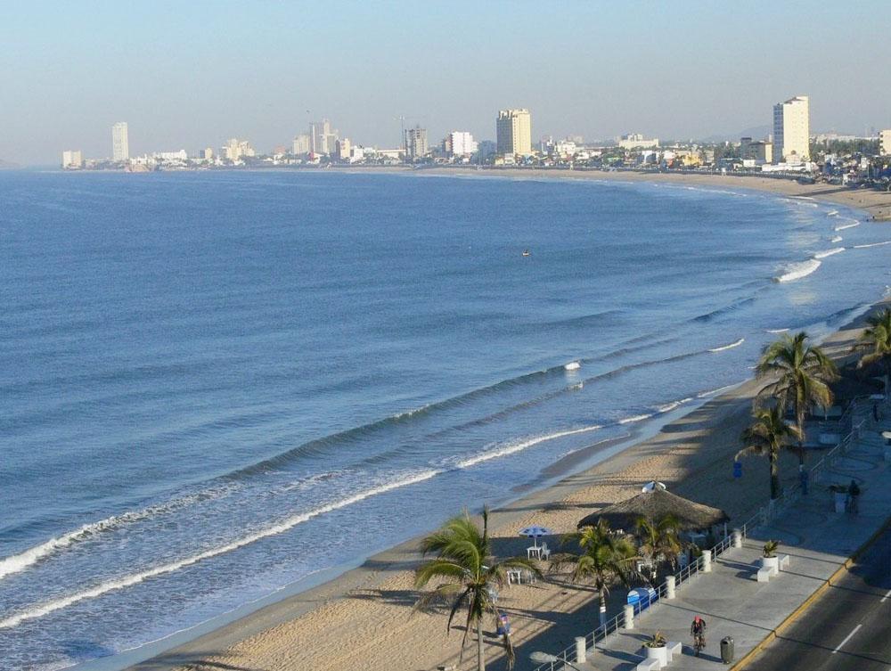 Fotos De Playa Mazatlán, Sinaloa
