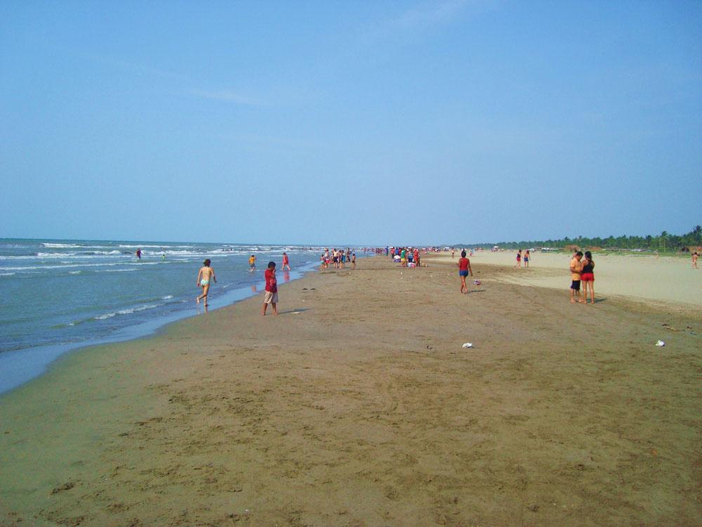 Fotos De Playa Nuevo Centla, Tabasco