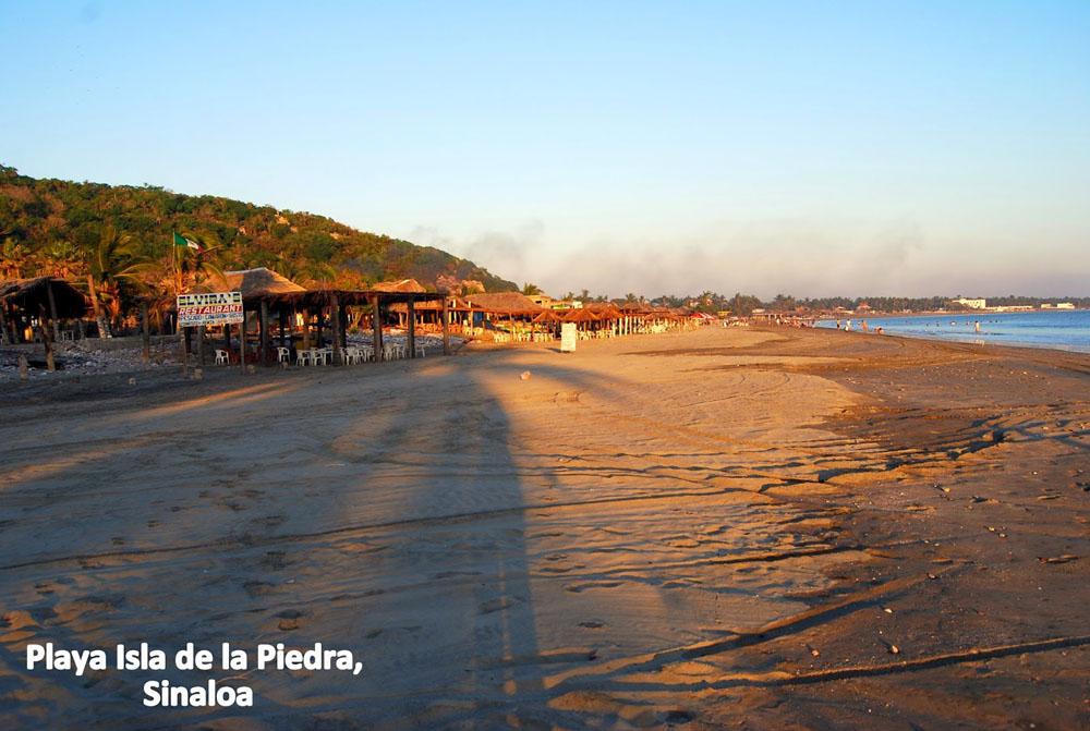 Fotos Isla De La Piedra, Sinaloa