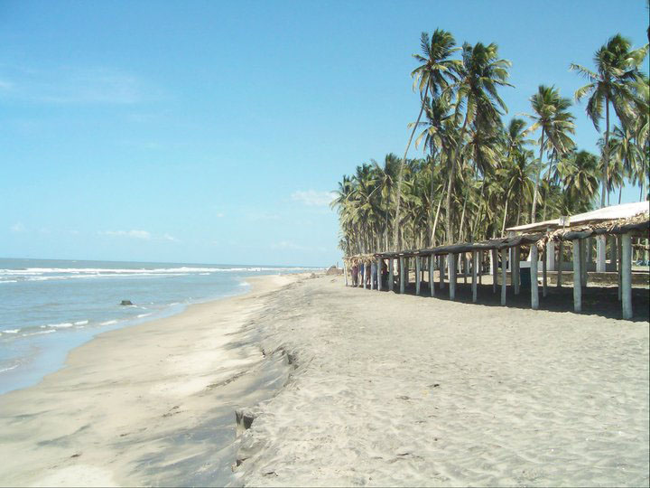 Playa Bruja, Tabasco