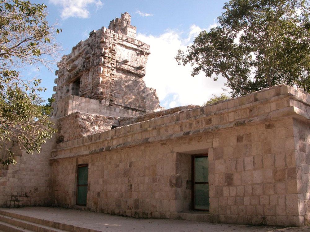 Santuarios Prehispánicos Mayas En Campeche