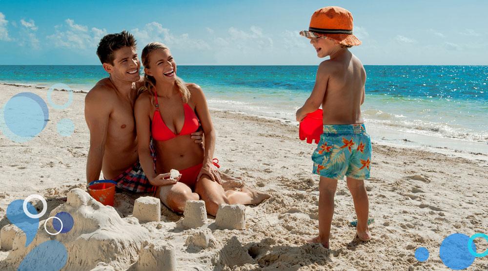 Destinos De Playa Para Niños En México