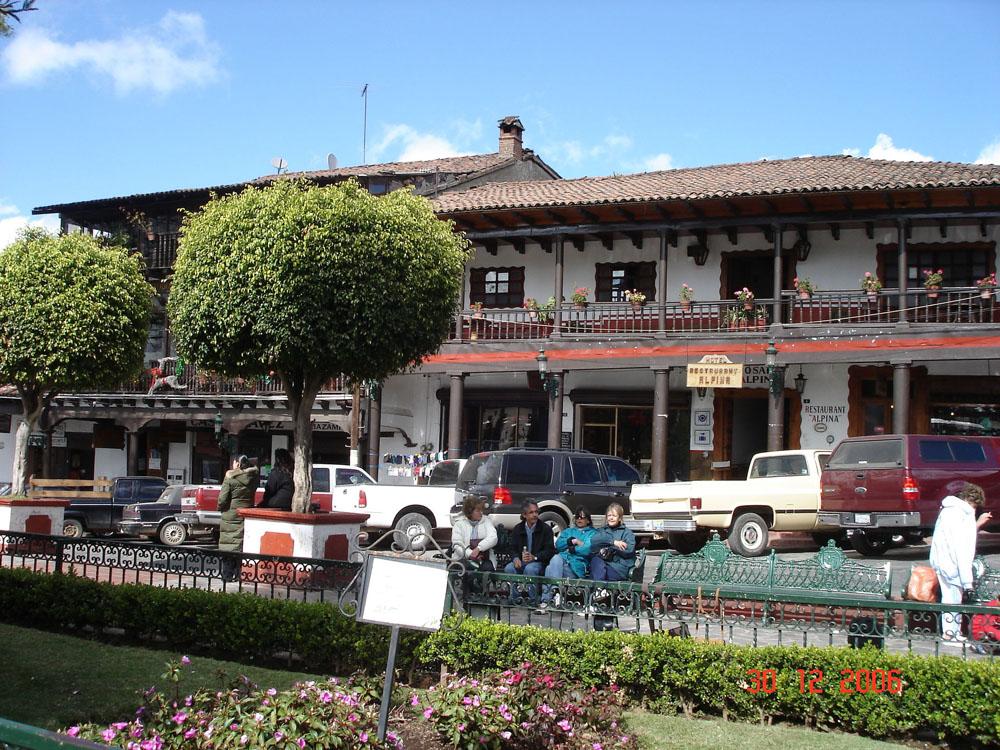 Visita Mazamitla, Jalisco