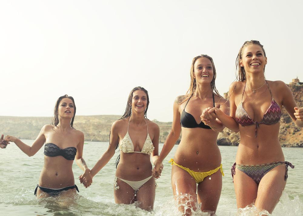 Luce Tu Bikini En Las Playas De México