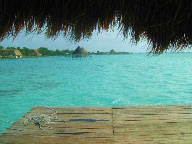 Balnearios Para Visitar En Bacalar Sin Gastar Mucho