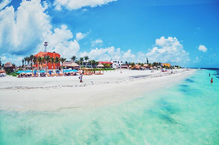 El Caribe, Un Exuberante Entorno Para Ir Con Tus Amigos